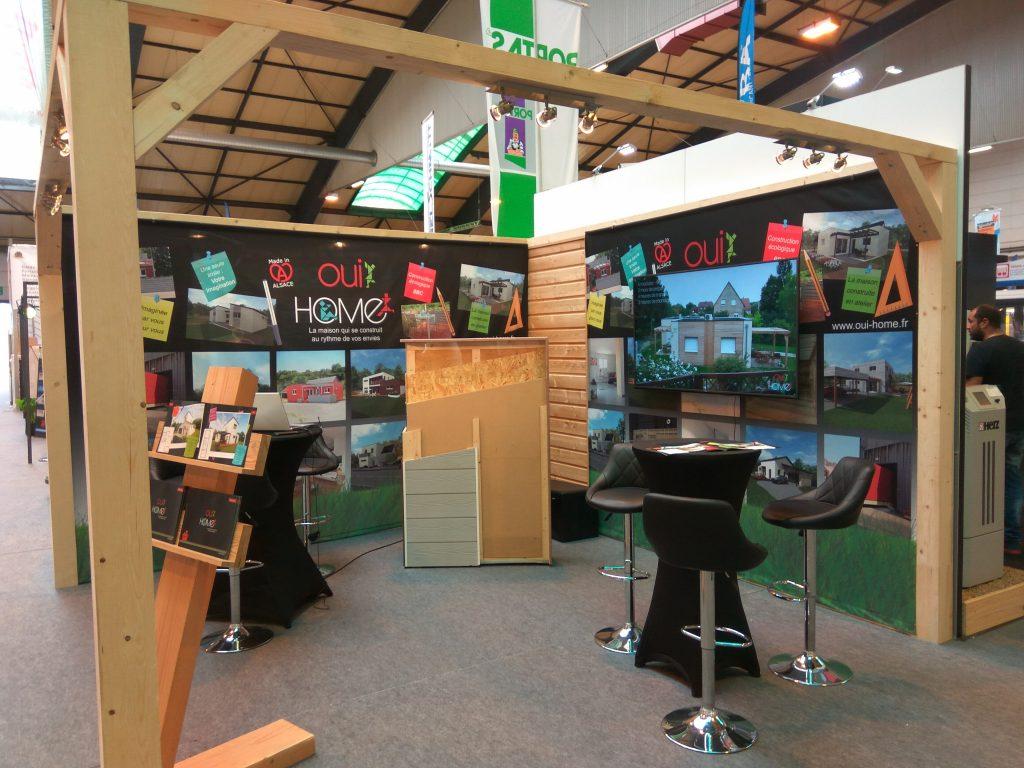 Stand E36 - Foire Européenne 2017